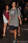 Aamir Khan's Daughter Ira snapped playing Football