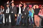 Jackky Bhagnani, Sunny Deol, Shah Rukh Khan, Hrithik Roshan, Dharmendra and Aamir Khan at Music Launch of 'Yamla Pagla Deewana 2'