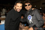 John Abraham and Irrfan Khan at 60th National Film Awards Ceremony in New Delhi
