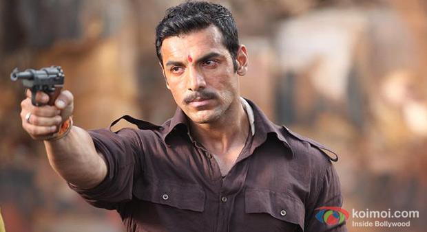John Abraham in Shootout At Wadala movie stills