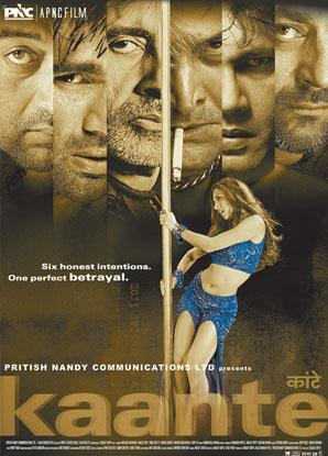 Kaante Movie Poster