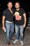 Kunal Khemu and Anand Tiwari at Special Screening of 'Go Goa Gone'