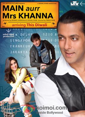 Main Aur Mrs Khann Movie Poster