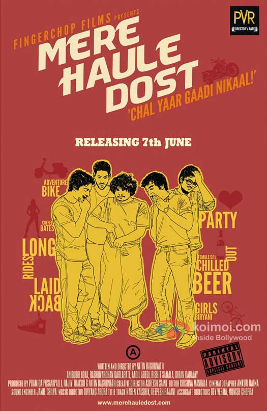 Mere Haule Dost Movie Poster