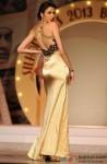 Models walks the ramp at 'Silhouettes 2013 - Bollywood Bytes' Pic 1