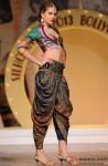 Models walks the ramp at 'Silhouettes 2013 - Bollywood Bytes' Pic 2