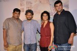 Mukesh Shah, Anand Gandhi, Kiran Rao and Siddharth Roy Kapur at 'Ship of Theseus' trailer launch Pic 3