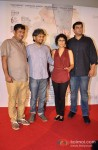 Mukesh Shah, Anand Gandhi, Kiran Rao and Siddharth Roy Kapur at 'Ship of Theseus' trailer launch Pic 1