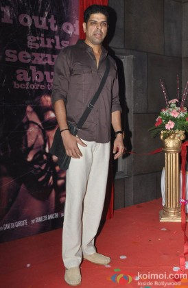 Murli Sharma at Mahurat of film Black Home