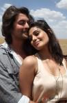 Neil Nitin Mukesh and Puja Gupta in Shortcut Romeo Movie Stills Pic 1