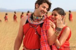 Neil Nitin Mukesh and Puja Gupta in Shortcut Romeo Movie Stills Pic 2