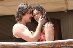 Neil Nitin Mukesh and Puja Gupta in Shortcut Romeo Movie Stills Pic 6