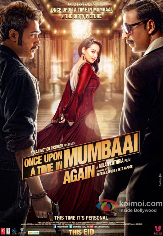 Once Upon A Time In Mumbaai Again Movie Poster