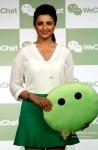 Parineeti Chopra launches 'WeChat' Pic 1