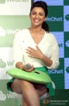 Parineeti Chopra launches 'WeChat' Pic 3