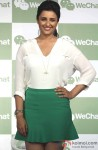 Parineeti Chopra launches 'WeChat' Pic 2