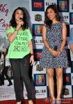 Preity Zinta and Sophie Choudry promote 'Ishkq in Paris'
