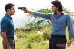 Prithviraj Sukumaran and Arjun Kapoor in Aurangzeb Movie Stills