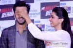 Ranbir Kapoor and Deepika Padukone team up to Promote Their upcoming Film 'Yeh Jawaani Hai Deewani' Pic 4
