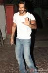 Ranveer Singh attends Karan Johar's Birthday Bash