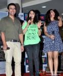 Rhehan Malliek, Preity Zinta and Sophie Choudry promote 'Ishkq in Paris'