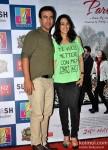 Rhehan Malliek and Preity Zinta promote 'Ishkq in Paris'