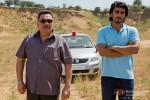 Rishi Kapoor and Arjun Kapoor in Aurangzeb Movie Stills