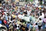 Rituparno Ghosh's Funeral Procession