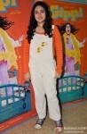 Riya Vij at Press Meet of 'Gippi' Pic 1