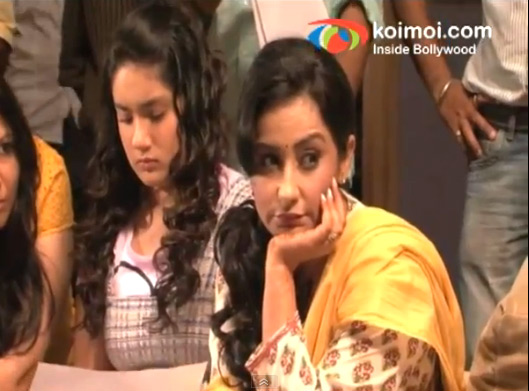 Riya Vij and Divya Dutta