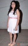 Riya Vij at 'Gippi' special screening