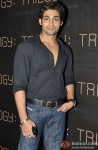 Ruslaan Mumtaz at Trilogy Launch bash