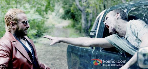 Saif Ali Khan in Go Goa Gone Movie Stills