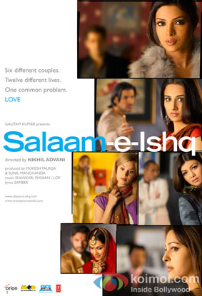 Salaam-E-Ishq Movie Poster