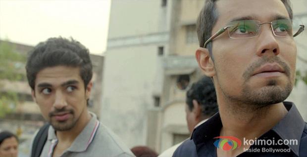 Saqib Saleem And Randeep Hooda In Bombay Talkies Movie Stills