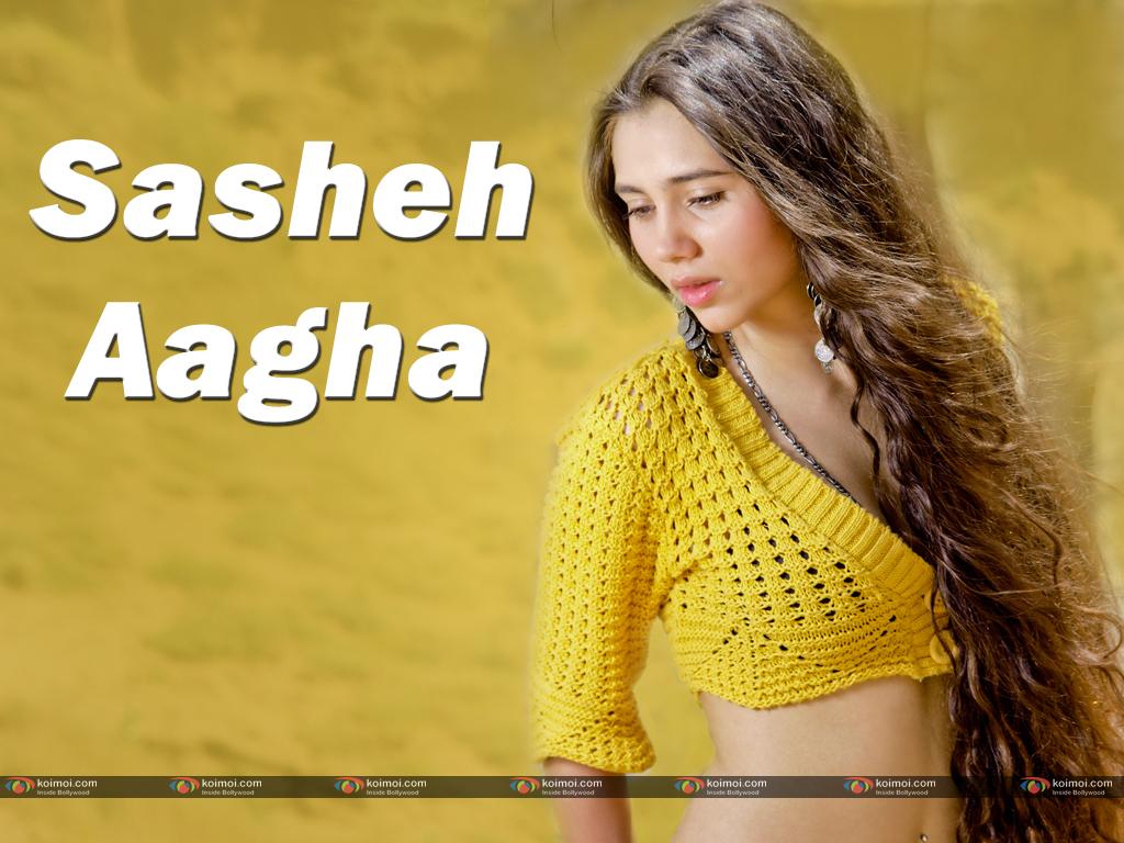 Sasheh Aagha Wallpaper