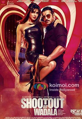 Shootout at Wadala Movie Poster