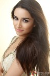 Shraddha Kapoor Gives A Pretty Smile!