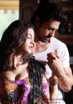 Shruti Haasan and Arjun Rampal in D Day Movie Stills
