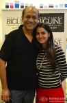 Siddharth Basu and Shruti Seth at Jean-Claude Biguine Salon & Spa launch