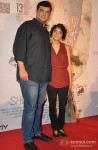 Siddharth Roy Kapur and Kiran Rao at 'Ship of Theseus' trailer launch