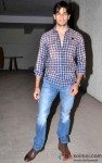 Sidharth Malhotra at 'Gippi' special screening