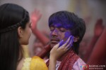 Sonam Kapoor and Dhanush in Raanjhanaa Movie Stills Pic 3