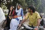 Sonam Kapoor and Dhanush in Raanjhanaa Movie Stills Pic 1