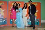 Sonam Nair, Divya Dutta, Riya Vij and Taaha Shah at Press Meet of 'Gippi'