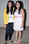 Sonam Nair and Riya Vij at 'Gippi' special screening