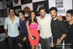 Sonu Sood, Tusshar Kapoor, Sophie Choudry, John Abraham And Anil Kapoor At Shootout At Wadala Success Bash Pic 2