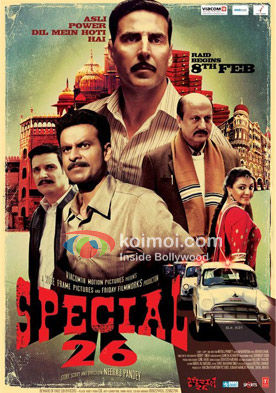 Special Chabbis Movie Poster