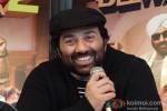 Sunny Deol At Yamla Pagla Deewana Toronto Press Conference