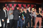 Sunny Deol, Subhash Ghai, Shah Rukh Khan, Sangeeth Sivan, Dharmendra and Aamir Khan at Music Launch of 'Yamla Pagla Deewana 2'